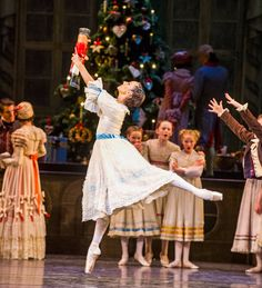♡ Ballet ♡: Francesca Hayward in the Nutcracker. Merry Christmas Eve all! What's your favourite Christmas .