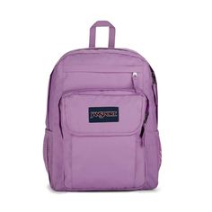 JanSport Union Pack Backpack Pockets on pockets, zippers on flaps, this thing has it all. The Union Pack is that fully loaded top shelf bag with the padded shoulders and everything. If you're the type with lots of organizing to do, this pack will get it done. Jansport Backpack, Mini Backpack, Vogue, Purple Orchids, School Backpacks, Getting Things Done, Travel Accessories, Evening Bags, Laptop Sleeves