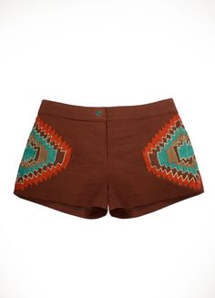 Adorable shorts from Judith March
