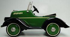 Collector Pedal Car Vintage 1930 1940 Ford Lincoln Mercur...