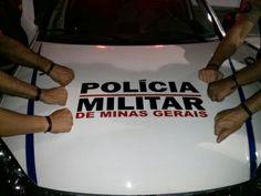 JUIZ DE FORA SEGURA  : JF - Policiais militares lembram colega morto em B...