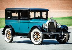 1927 Willys Knight Whippet