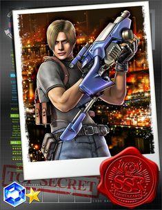 Leon S. Kennedy BIOHAZARD Team Survivor RE4 Evil Games, Leon S Kennedy, Umbrella Corporation, Resident Evil Game, Combat Medic, Evil Art, Live Action Movie, 22 Years Old, Horror Art