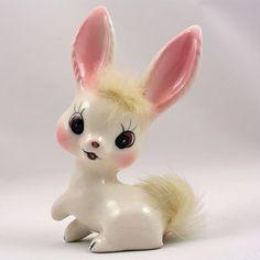 kitsch figurine.