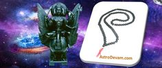 When Saturn is malefic in your Birth chart, or causes Sade sati, use of Saturn Mala is beneficial. AstroDevam.com' is providing authentic, 100% pure and genuine products to its clients.