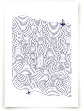 Field of Waves Art Prints