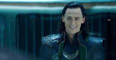 #TomHiddleston #Loki