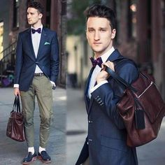 This classy gentleman, @onedapperstreet, sporting h+A socks for day 2 of #nyfw    want to be featured on our blog and IG for #nyfw? take a photo of yourself rockin any #hookandalbert products and tag us! (at www.hookandalbert.tumblr.com)
