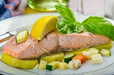 Wine Poached Salmon, is like being given a present for dinner, you open that little parcel and are suddenly hit with the beautiful aroma of flavours. Poached Salmon, Snack Recipes, Snacks, Tuna, Seafood, Food Porn, Appetizers, Tasty, Beef
