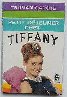Truman Capote : Petit déjeuner chez Tiffany by alexisorloff, via Flickr