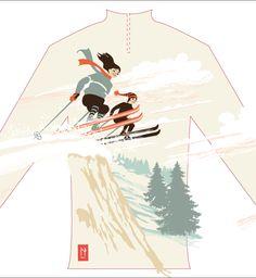 Neve sweater design