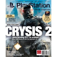 PlayStation: The Official Magazine (March 2010).