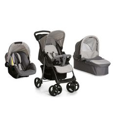 Hauck Shopper SLX Travel System