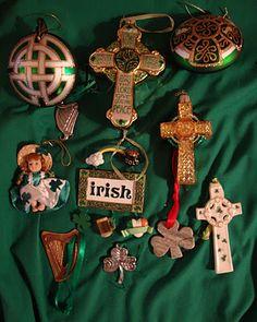 12 Days of Christmas (MY WAY) Part 2 | Sailor 2 Priest  irish ornaments