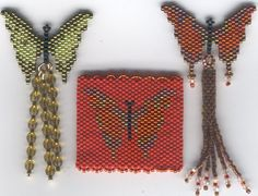 Butterflies and Butterfly Motif (mine)