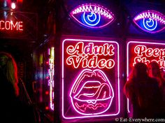 La Bodega Negra, really its a mexican restaurant not a adult video store ;)