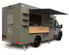 Furgone Food Truck Ducato - Trevor (Svizzera)