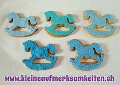 Schaukelpferd Cookies
