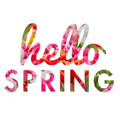 Happy Spring Day to the Southern Hemisphere!