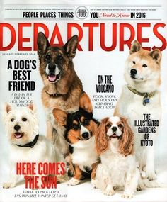 American Express DEPARTURES Magazine Newest issue 2016 Jan in Books, Magazine Back Issues   eBay