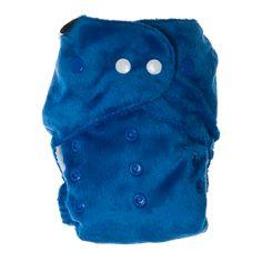 itti bitti Bitti Tutto Cloth Nappy - Royal Blue