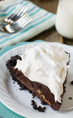 Mississippi Mud Pie. Mississippi Mud Pie.  This looks easy and divine.