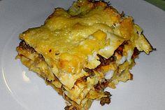 Lasagne mit Kürbis (Rezept mit Bild) von cookie23 | Chefkoch.de