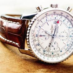 """""""You can't go wrong with a Breitling Navitimer.  Available now for $3900 (average retail price $7,620). Feel free to give us call as well (800)514-3750."""""""