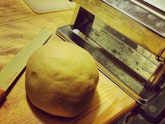 pasta fresca al finto uovo