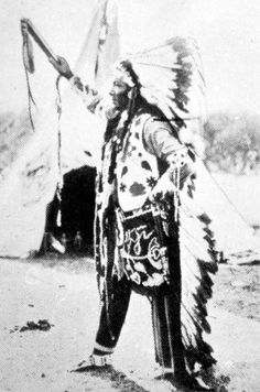 White Bird - Nez Perce - no date