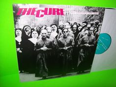 THE CURE ALL LOVECATS ARE GREY VINTAGE VINYL 1984 LIVE CONCERT RARE LP POLAND  #GothicDarkwave #thecure #rarevinyl