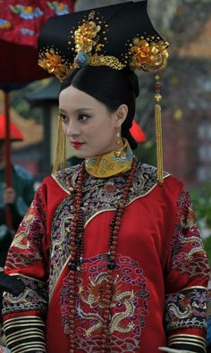 """""""You may all be concubines to the current Emperor but he is also my older brother and I am born with Royal Blood. My mother is a high ranking concubine and the Empress Dowager is my god mother. I will only show respect to those who treat me with the same."""""""
