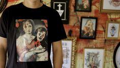 Camiseta  IYAVË 1 de Cerezo