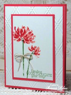 Stamping with Klass: Too Kind with Friends