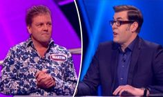 nice Pointless Celebrities: Richard Osman HUMILIATES Martin Roberts with graphic penis innuendo