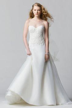 Wtoo Brides Concetta Gown #watters #weddingdress http://www.pinterest.com/wattersdesigns/
