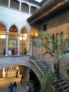 Picasso Museum, Barcelona ~ Travel And See The World