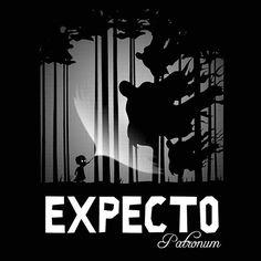 Expecto Patronum by Moysche