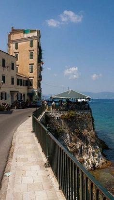 Corfu Island (Ionian), Greece