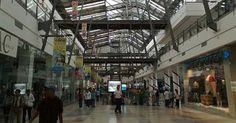 Alza de construcción de centros comerciales  ARTÍCULO   JULIO 14, 2014 - 2:11AM   A la par con el crecimiento de la economía, la construcc...