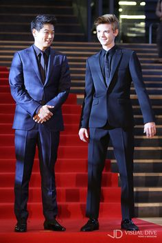 '메이즈러너2′ 이기홍·토마스 생스터, 열정의 레드카펫 [포토] #Maze_Runner / #Photo ⓒ 비주얼다이브 무단 복사·전재·재배포 금지