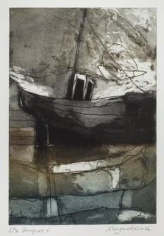 Margaret Knott....etching and aquatint.
