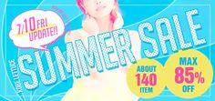 summer sale!! Pop Design, Flyer Design, Layout Design, Design Ideas, Summer Banner, Web Banner Design, Promotional Design, Summer Design, Sale Banner