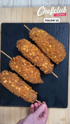 Fun Baking Recipes, Meat Recipes, Cooking Recipes, Corn Dogs, Chili, Ramadan Recipes, Homemade Breakfast, Creative Food, Diy Food