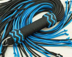 Paracord Flogger Kit by KinkCraft on Etsy