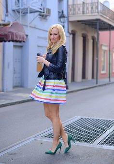 Candy Stripes by BrooklynBlonde1, via Flickr
