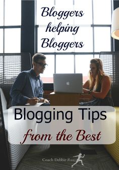 Bloggers Helping Bloggers. More than 50 tips from the best that will help both beginners and pros.
