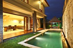 Villa Dua Bali Seminyak Villa - Cantik Bali Villas $249 per night