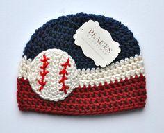 crochet twins baseball hat - Google Search