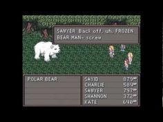 Lost RPG Game.
